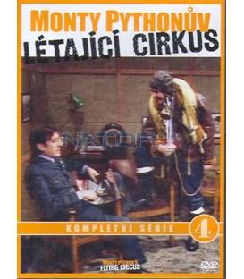 Monty Pythonův létajíci cirkus - série 4- 2DVD (Monty Pythons Flying Circus)