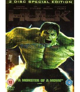 Neuvěřitelný Hulk 2 DVD steelbook (Incredible Hulk, The)