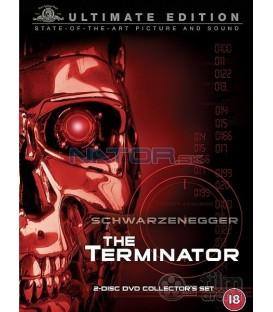 Terminátor 2DVD U.E. (The Terminator)