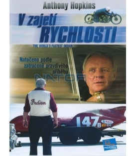 V Zajetí Rychlosti (The Worlds Fastest Indian) DVD