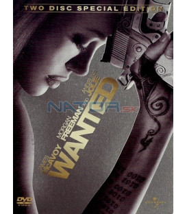 Wanted 2 DVD steelbook