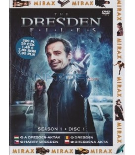 Harry Dresden - Season 1 - Disc 1 (The Dresden Files) DVD