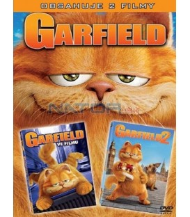 Garfield 1 / 2-2DVD (Garfield: The Movie/Garfield: A Tail of Two Kitties)