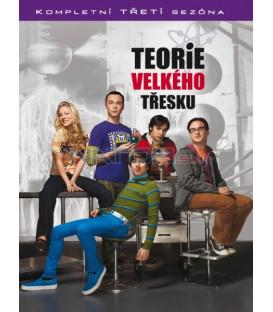 Teorie velkého třesku 3. série 3 DVD