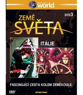 Země světa 3 - Itálie (Discovery Atlas) DVD