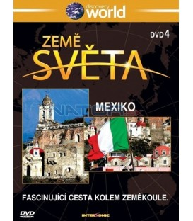 Země světa 4 - Mexiko (Discovery Atlas) DVD