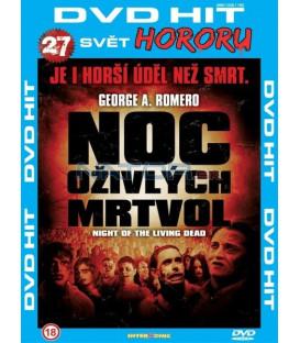 Noc oživlých mrtvol (Night of the Living Dead) DVD