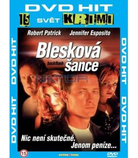 Blesková šance (Backflash) DVD