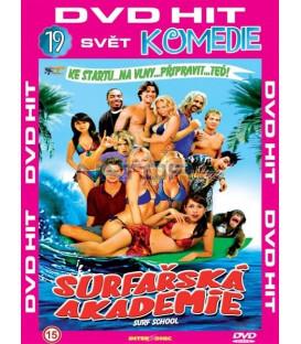 Surfařská akademie (Surf School) DVD