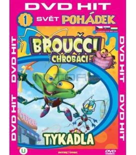 Broučci 1 (Bug Rangers) DVD