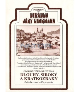 Divadlo J. Cimrmana 14-Dlouhý, široký a krátkozraký