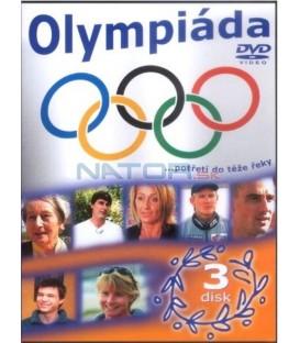 Olympiáda 3 DVD