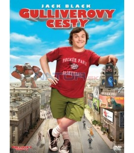 Gulliverovy cesty (Gullivers Travels) DVD