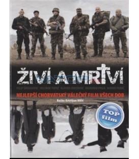 Živí a mrtví (Živi i mrtvi) DVD