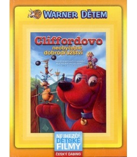 Cliffordovo neobyčejné dobrodružstvo (Clifford´s Really Big Movie)