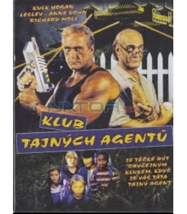 Klub tajných agentů (The Secret Agent Club) DVD