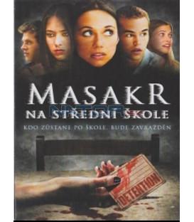 Masakr na střední škole (Detention) DVD