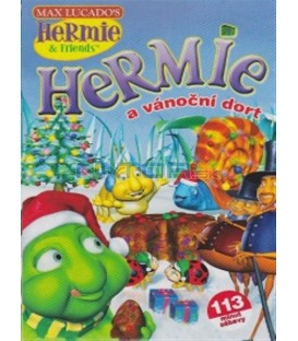 Hermie a vánoční dort (Hermie & Friends) DVD