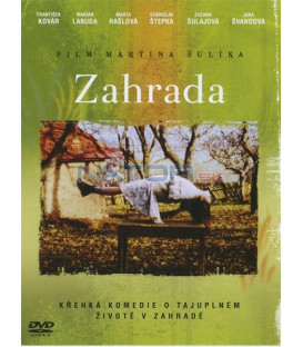 Záhrada DVD