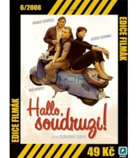 Hallo, soudruzi! (Der Rote Kakadu) DVD