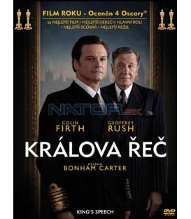Králova řeč (The Kings Speech) DVD