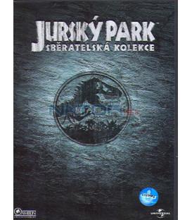 Jurský park - sběratelská kolekce 4DVD