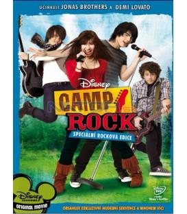 Camp Rock (Camp Rock) DVD