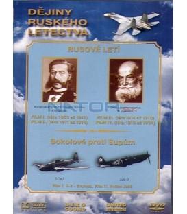 Dějiny ruského letectva