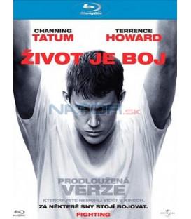Život je boj - Prodloužená verze Blu-ray (Fighting)
