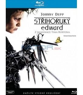 Střihoruký Edward Blu-ray ( Edward Scissorhands )