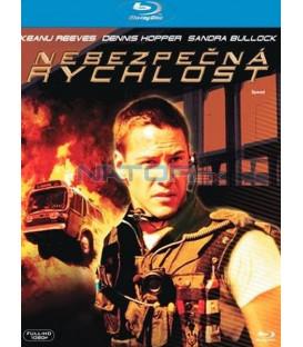 Nebezpečná rychlost Blu-ray ( Speed)