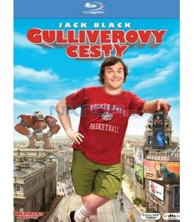 Gulliverovy cesty 3D + 2D - Blu-ray (Gullivers Travels)