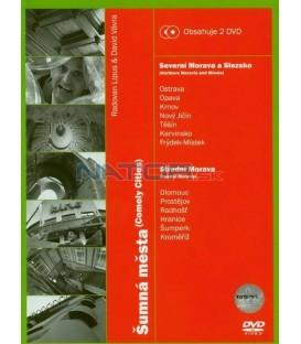 Šumná města 2 - Východní Čechy, Vysočina - 2 x DVD