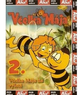 Včelka Mája 2 - Včelka Mája na výletě DVD