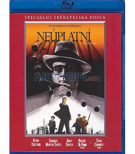 Neúplatní S.E. Blu-ray (The Untouchables (Special Edition))