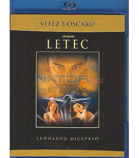 Letec Blu-ray (The Aviator)