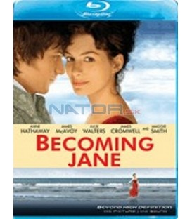 Vášeň a cit Blu-ray (Becoming Jane)