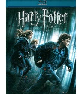 Harry Potter a Relikvie smrti část 1. - 2 x Blu-ray (Harry Potter and the Deathly Hallows - Part 1 (2 BD))