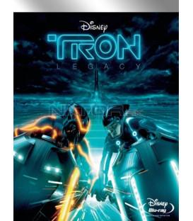 TRON: Legacy Blu-ray (Tron: Legacy)