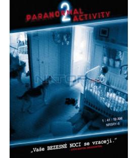 Paranormal Activity 2 Blu-ray (Paranormal Activity 2)