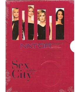 Sex ve městě sezóna 5 (2DVD)  (Sex and the City season 5 (2DVD))   - CZ dabing