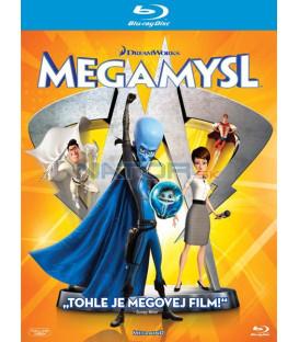 megamozog / megamysl Blu-ray - /CZ dabing - animovaný