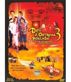 Děti z ostrova pokladů 3: Tajemství ostrova pokladů (Treasure Island Kids: The Mystery of Treasure Island)