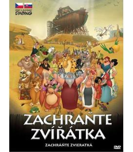 ZACHRAŇTE ZVÍŘÁTKA  (El Arca) DVD