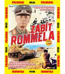 Zabít Rommela (Uccidete Rommel) DVD