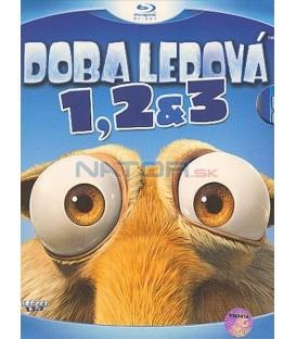 Doba ledová 1,2,3-Kolekce 3 x Blu-ray