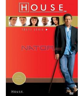Dr. House, 3. sezóna 6DVD