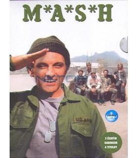M*A*S*H 1. sezona, 3 DVD, 24 epizod