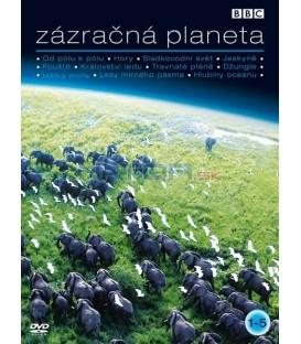 Zázračná planeta 5DVD BOX (Planet Earth)