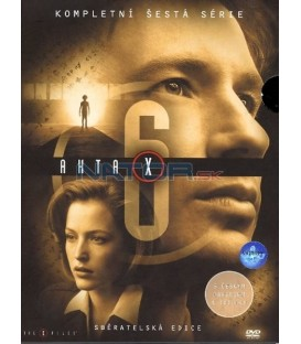 Akta X - 6. sezóna 7 DVD